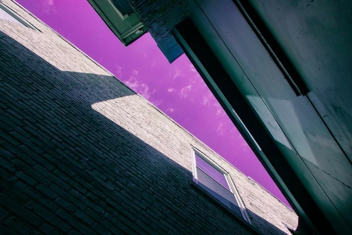 bolt - architecture, vibrant, abstract - kylie_hazzard_visuals | ello
