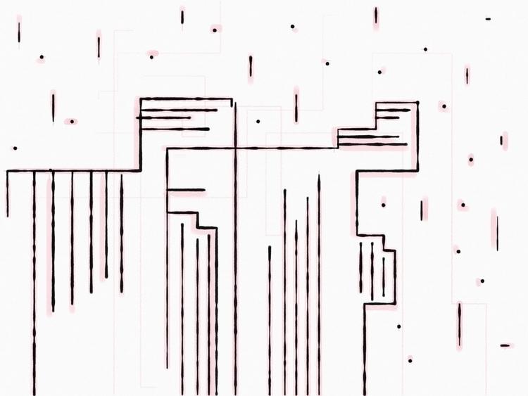 Art Night:tm - doodle, animation - dsmoore | ello