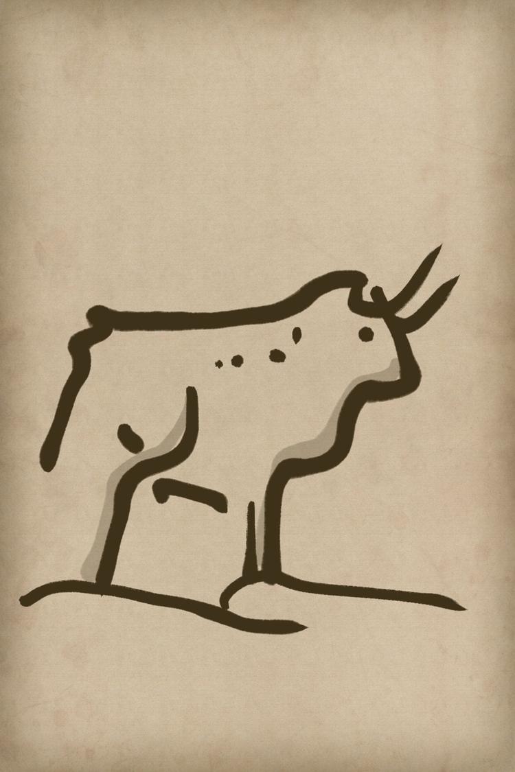 Daily zen art - hommage Picasso - sascha-alexander | ello