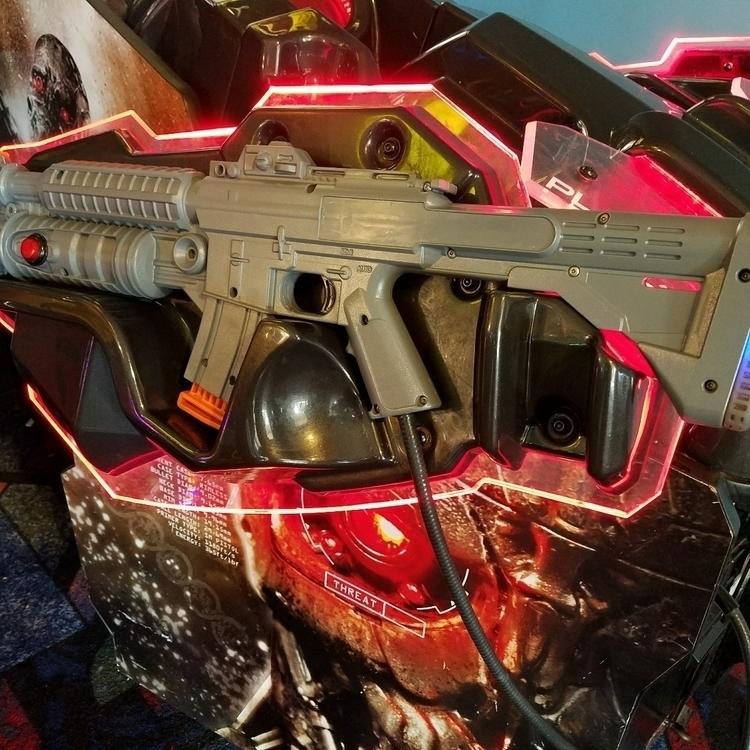 Terminator Salvation - arcade - 8bitcentral   ello