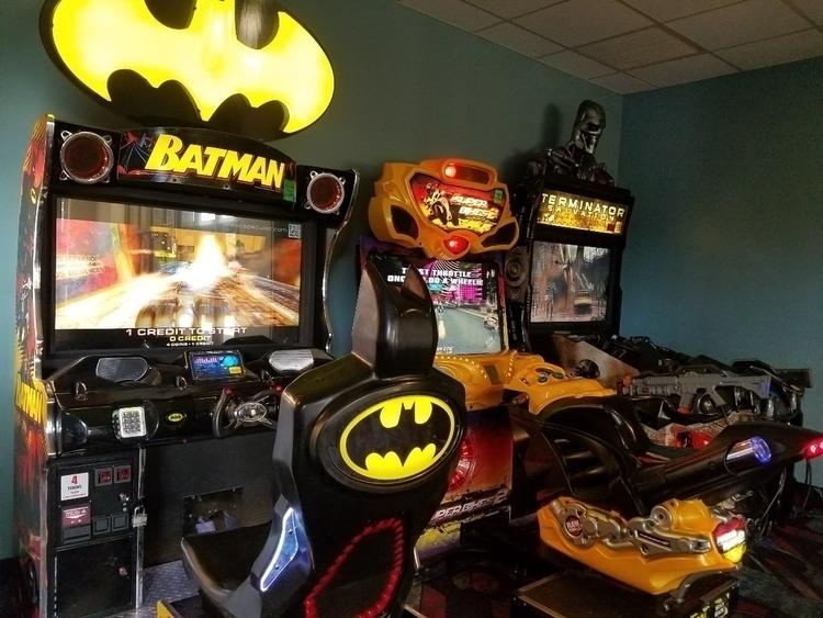 hit Bladerunner - arcade - 8bitcentral   ello