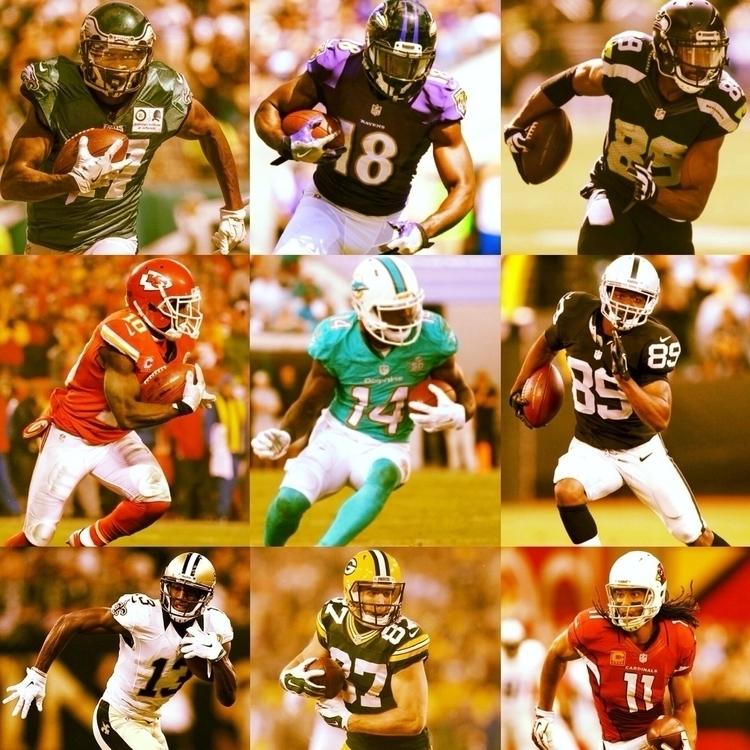 Wide Receivers NFL talents spor - coolfreedude | ello