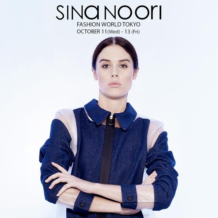SINA NOORI SS18 TOKYO BIG SIGHT - sinanoori | ello