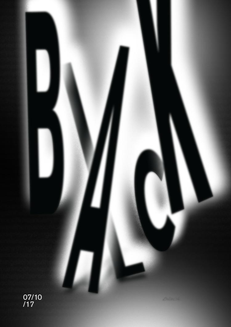 design, poster, black, russia - belousov_nikita | ello