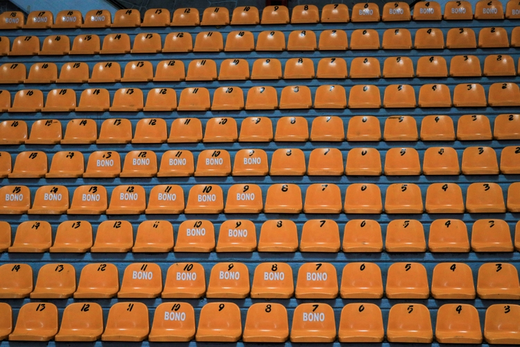 seat - seats, basketball, stadium - aleu4 | ello