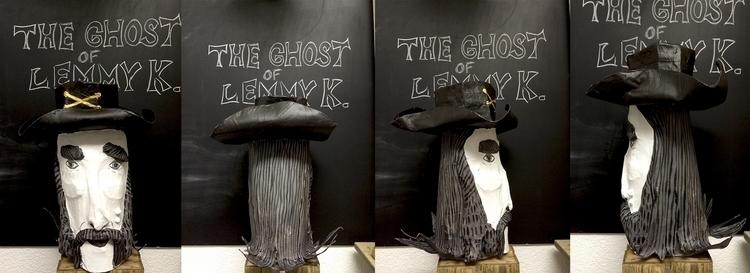 ghost Lemmy Sonja Markram - lemmy - molekuele | ello