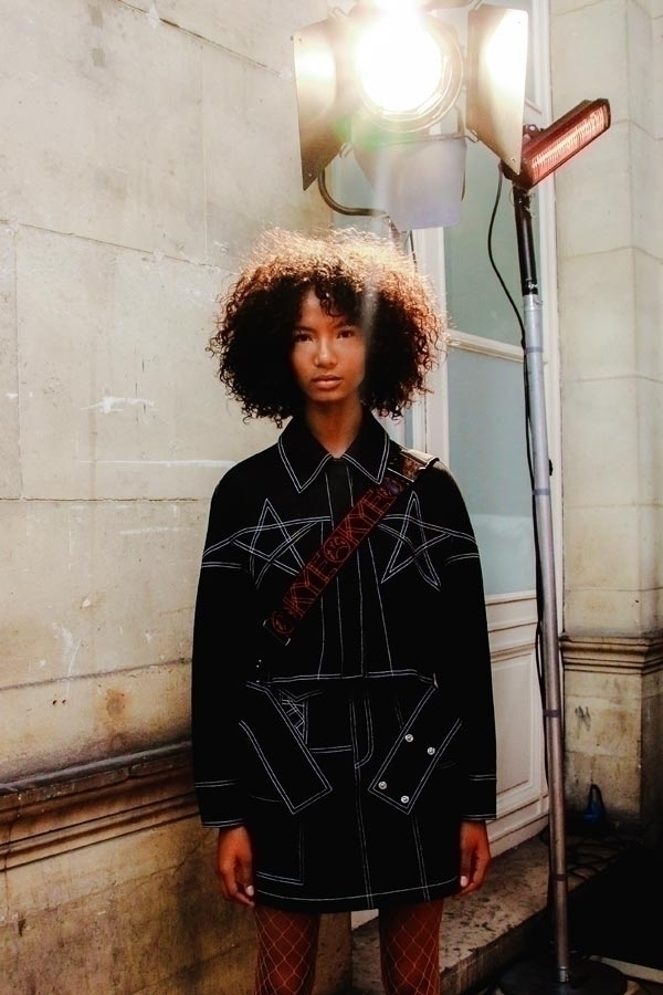 Backstage Project Paris Fashion - fashionsnap | ello