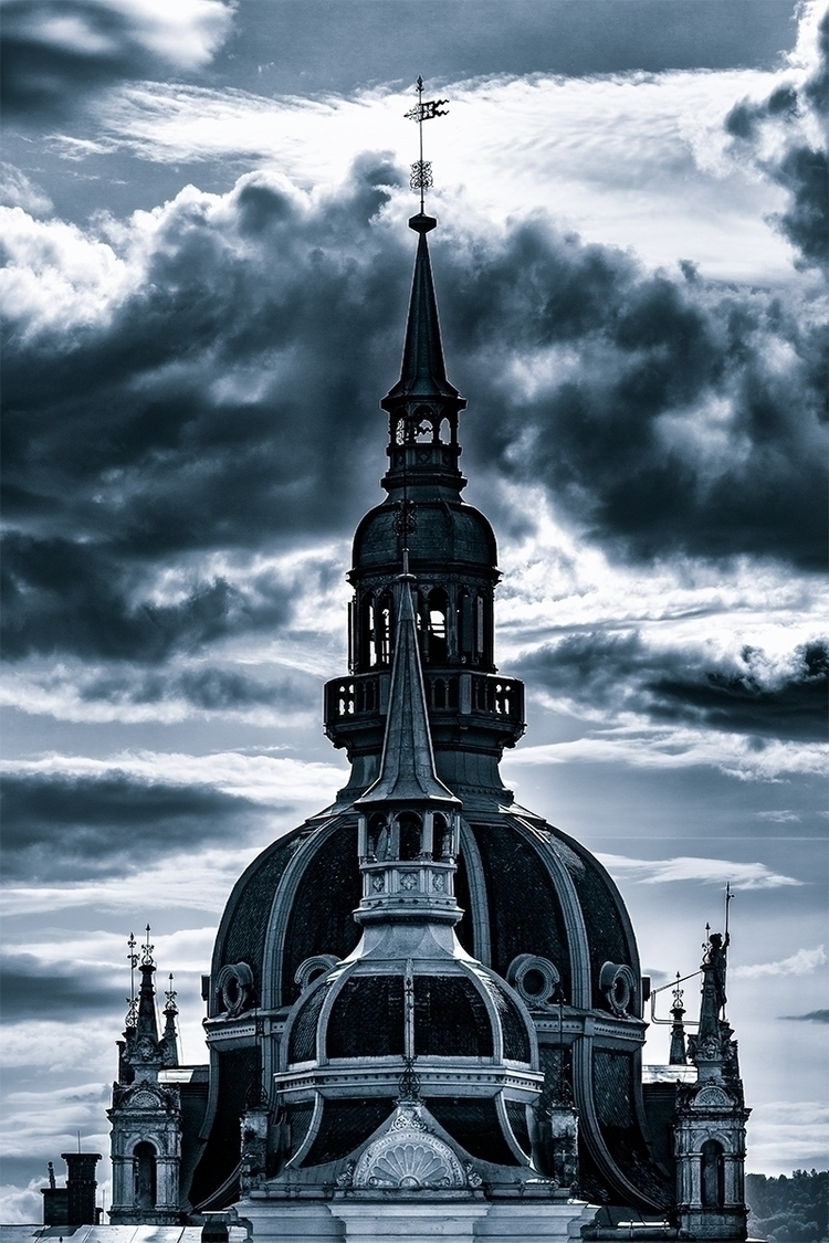 Roof Graz town hall - Austria - townhall - stephanepictures | ello