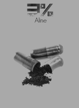Character Posters - Aline | 3 - obscurial | ello