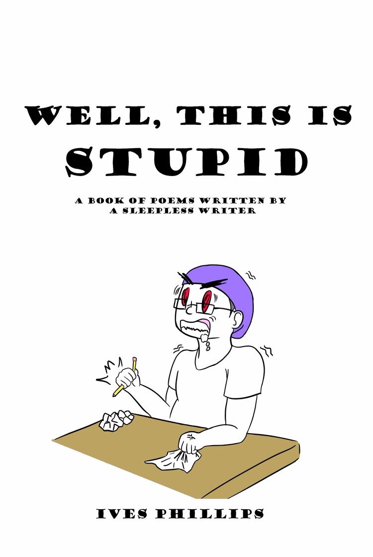 looky, looky book! Stupid colle - ivoryphills | ello