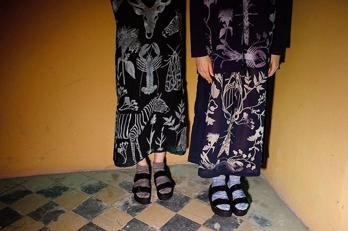 Flora collection SS15 - fashion - mashalamzina   ello