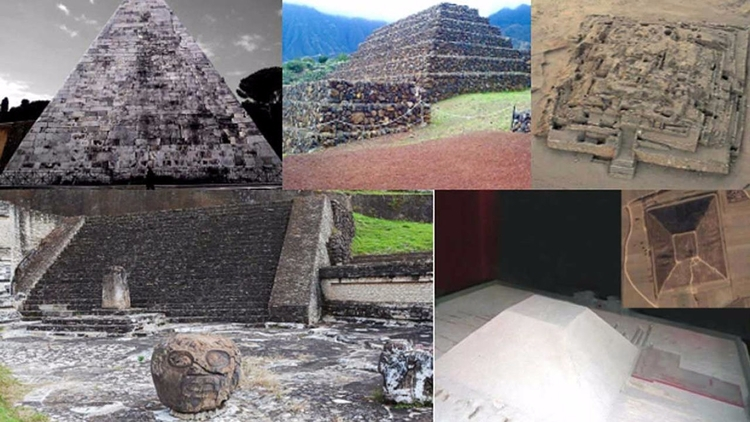 5 Pirámides del Mundo Antiguo d - codigooculto   ello