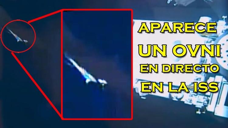 NASA oculta enorme OVNI aparece - codigooculto   ello