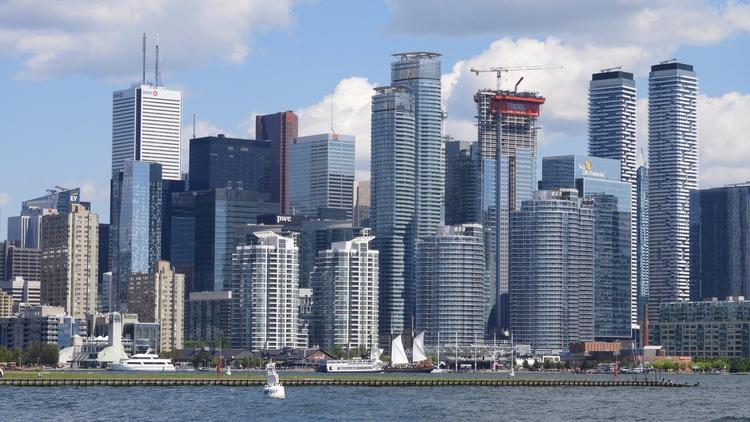 Skyline Billy Bishop Toronto Ci - koutayba | ello