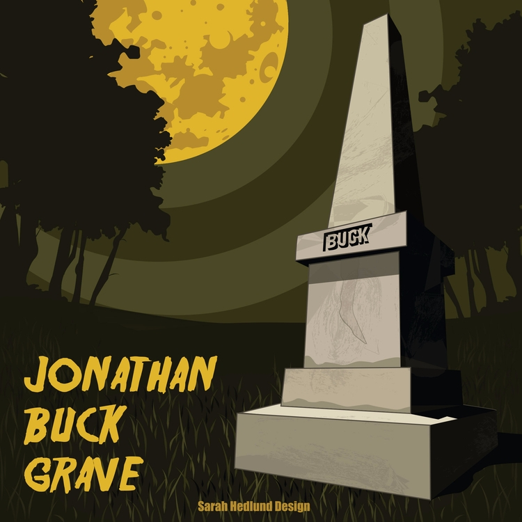 Cursed Grave - Bucksport, Jonat - sarahhedlunddesign | ello