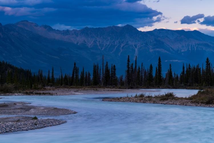 River Crossing - Rockies thefox - fadihage | ello