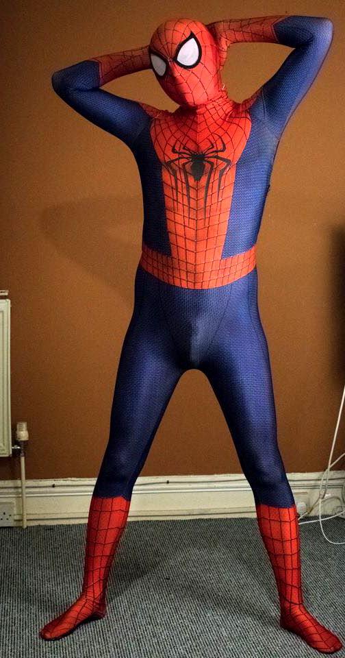 spiderman, spidermancosplay - astroverted | ello