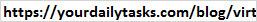 yourdailytasks Post 09 Oct 2017 20:02:08 UTC | ello