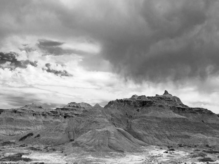 Storm clouds Badlands - NationalParks - davidjdeal | ello