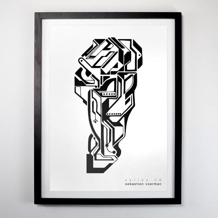 Nonsense Sketch - Series .08 Tr - sebastienvoerman | ello