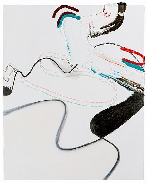 Tube Sock Snoopy oil, graphite  - earlmcbride | ello