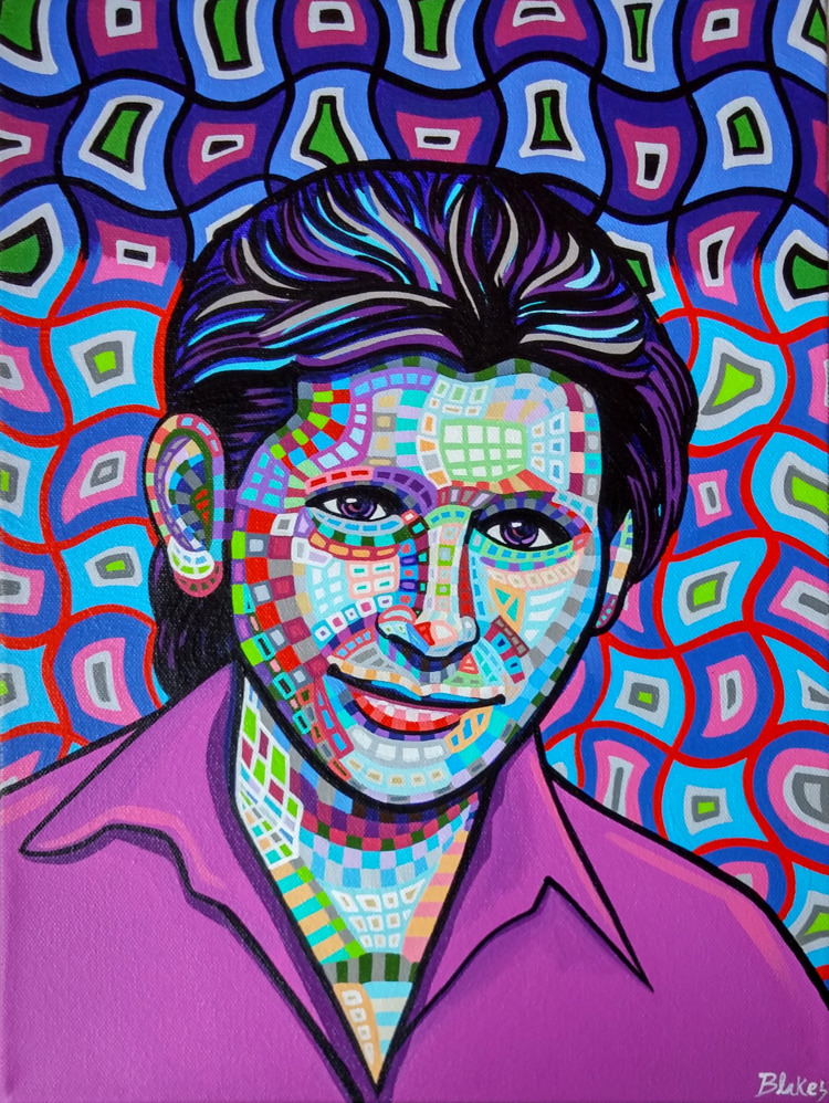 Sylvia Rivera American activist - blakechamberlain | ello