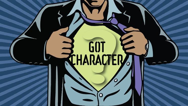 Character? brand superhero. Con - gotcharacter | ello