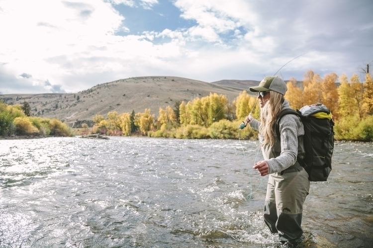 Fall fishing fishing. Colorado - thinktomake | ello