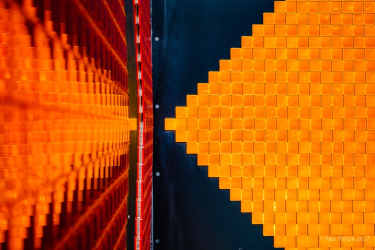 30,000 reflectors - Kings Cross - paulperton | ello