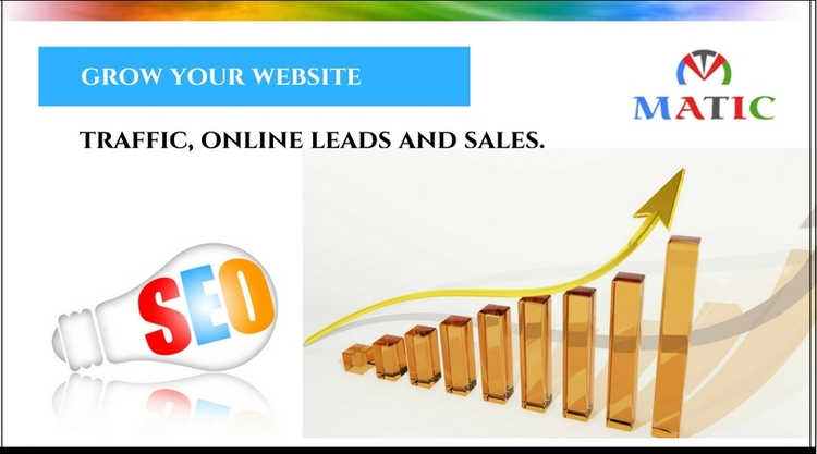 Grow website traffic, online le - maticsocial | ello