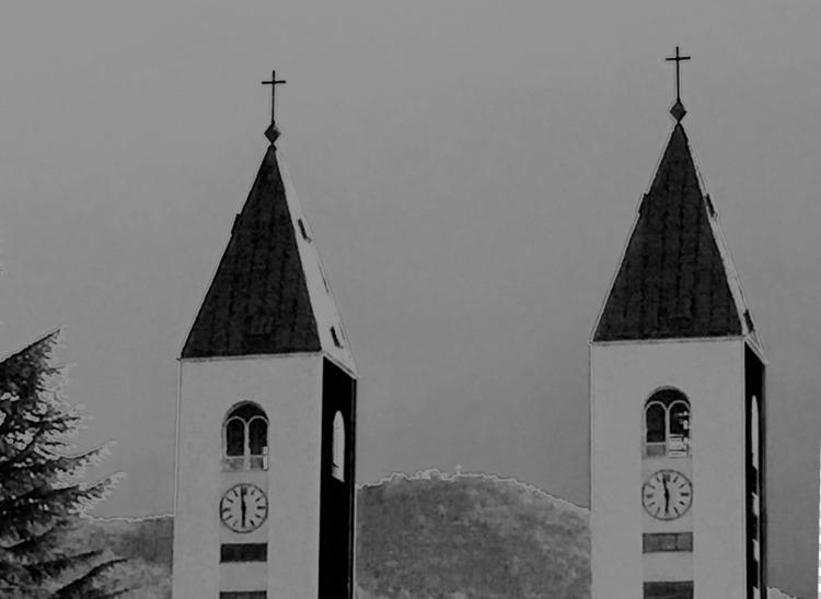 Clock towers - sacrecour   ello