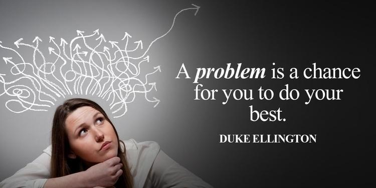 problem chance –Duke Ellington - paulgoade | ello