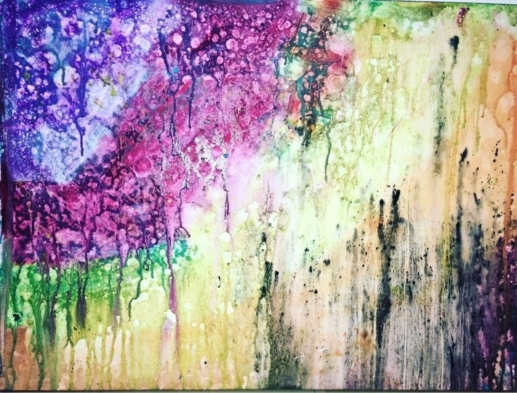 abstract, abstractart, abstractpainting - paulcorson | ello