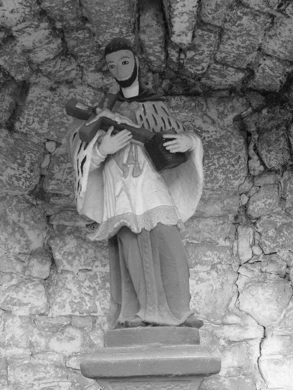 Nepomuki Szent János szobor (Só - turabazis | ello