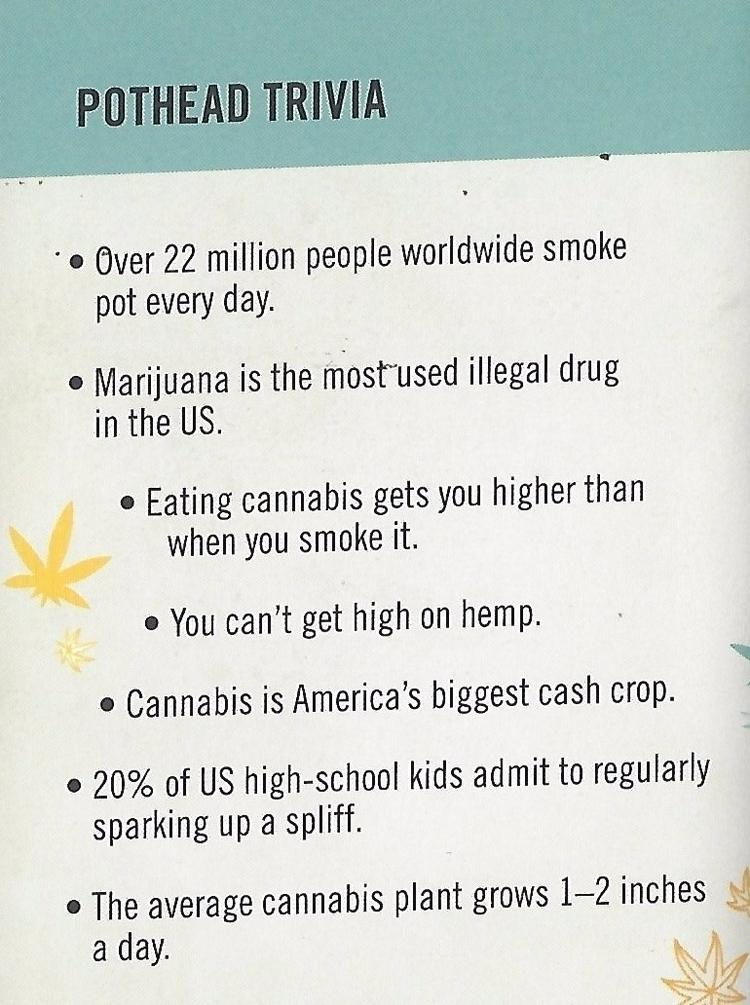 Attribution- Book Marijuana - cannabis - ellocannabis | ello