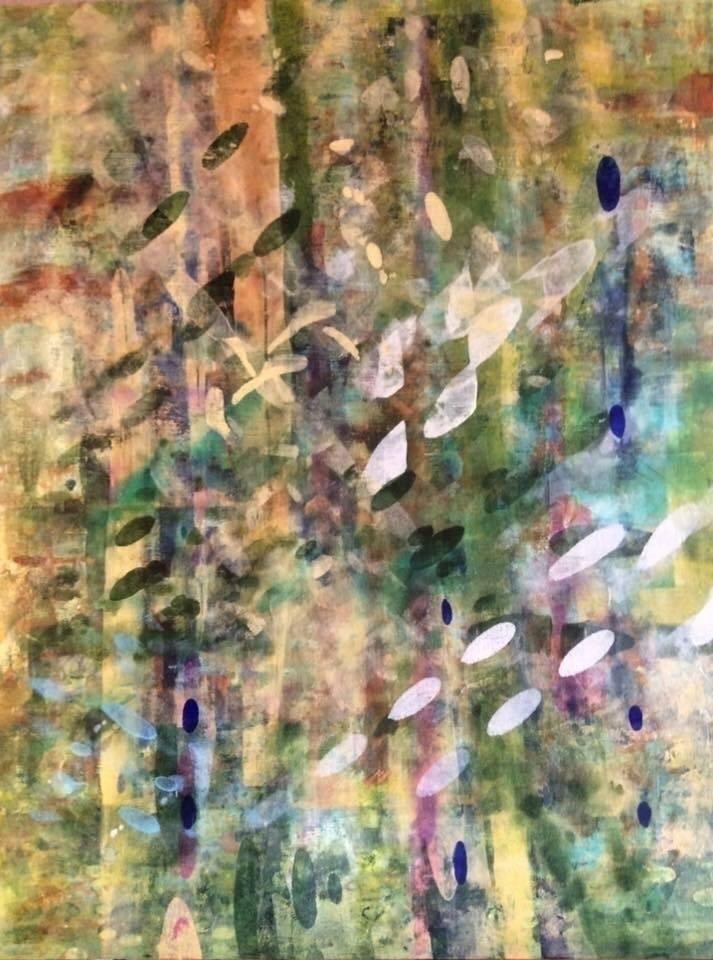 Painting - melainedunham | ello