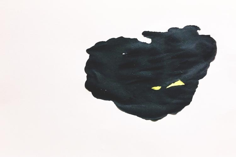 Black Bear, 2017 - abstract, art - jkalamarz | ello