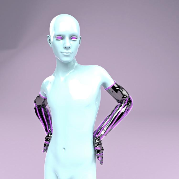 androgynetic  - newmedia, newmediaart - yebutonu | ello