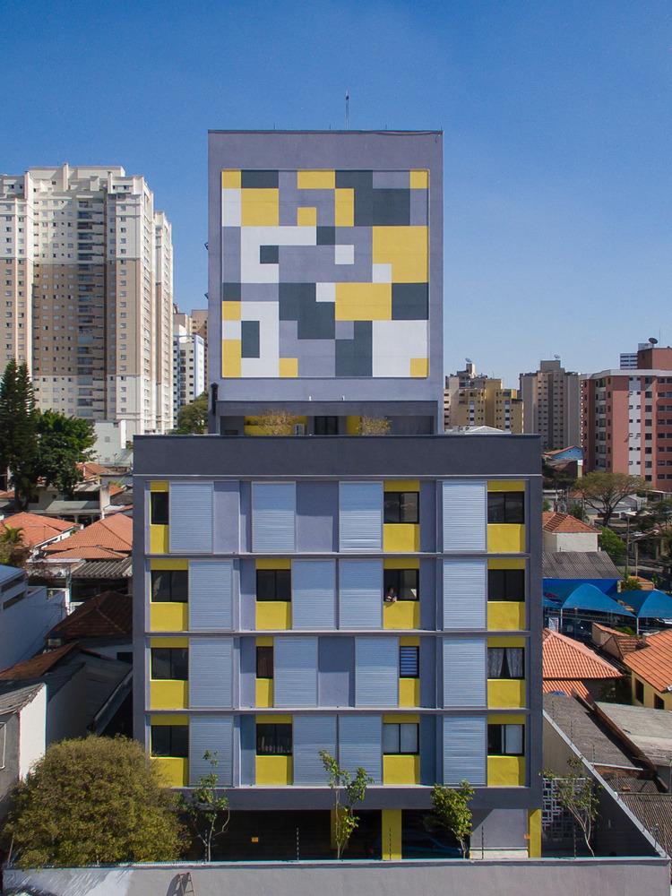 Tribo São Judas Building / Onze - red_wolf | ello