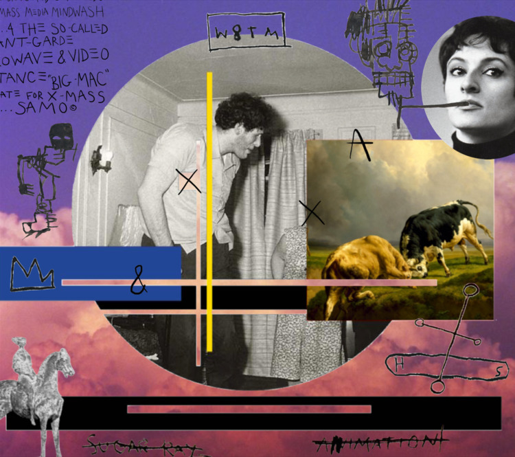 Barbara - Basquiat - pedro8o | ello