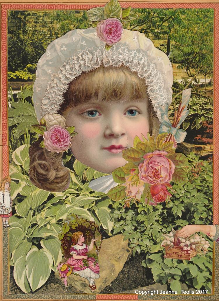 Victorian series Created Jeanne - jeanneteolis | ello
