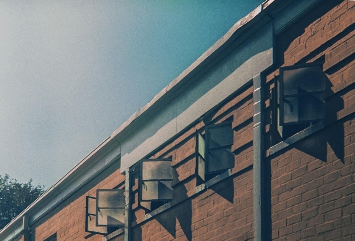 shutters - expiredfilm, architecture - kylie_hazzard_visuals | ello