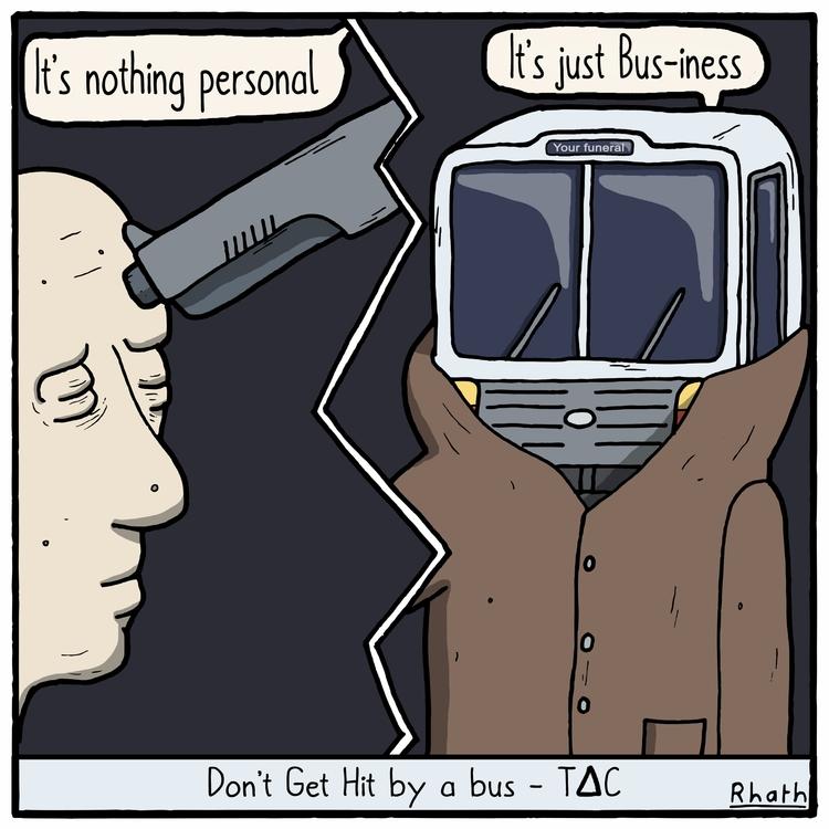 Proud stupidest - cartoon, cartoonist - rhath   ello