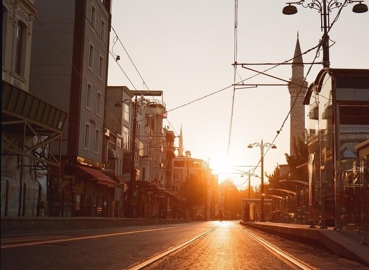 sunrise tracks - istanbul, film - riceballthief | ello