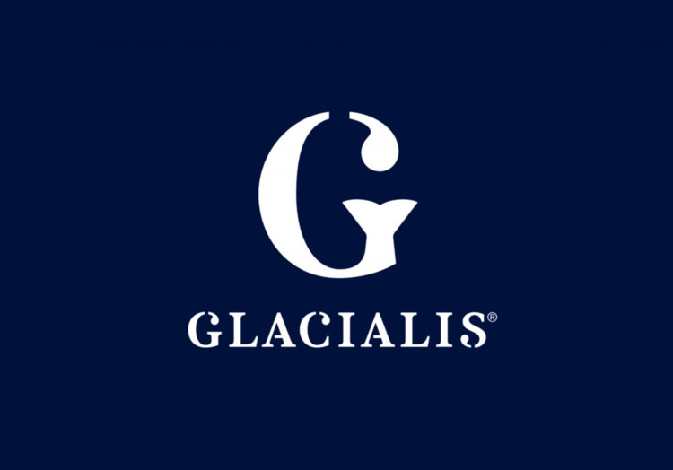 Glacialis logo - robclarketype | ello