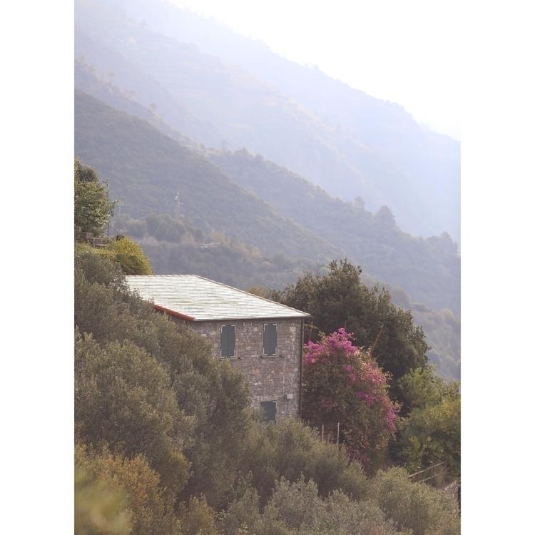 Hiking Cinque Terre - entropyalwayswins   ello
