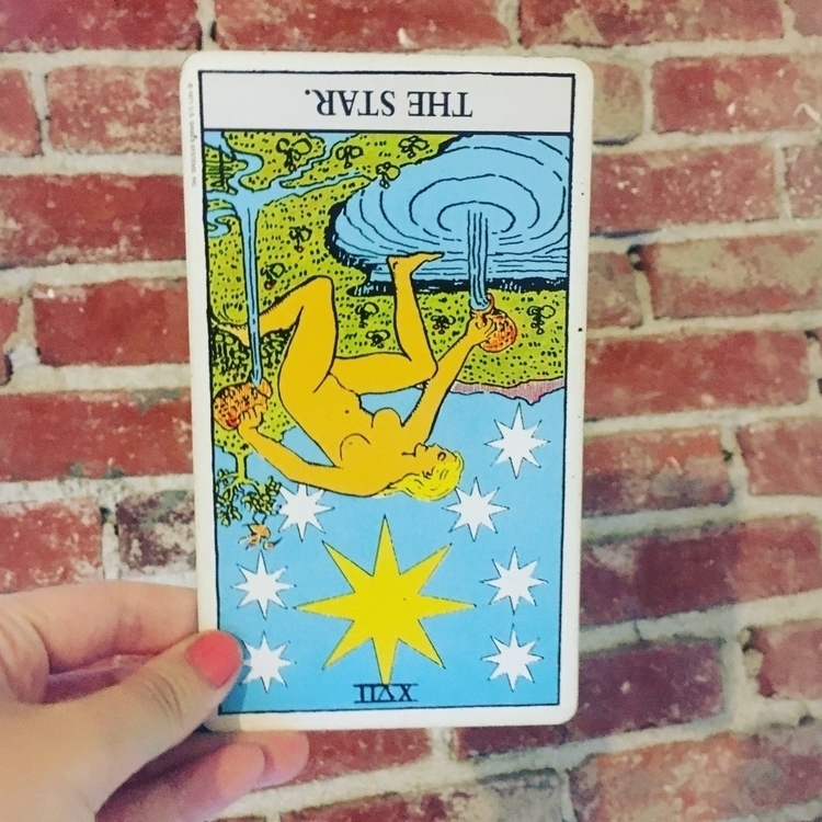 energy blocked - tarot, thestar - natalieraymond | ello