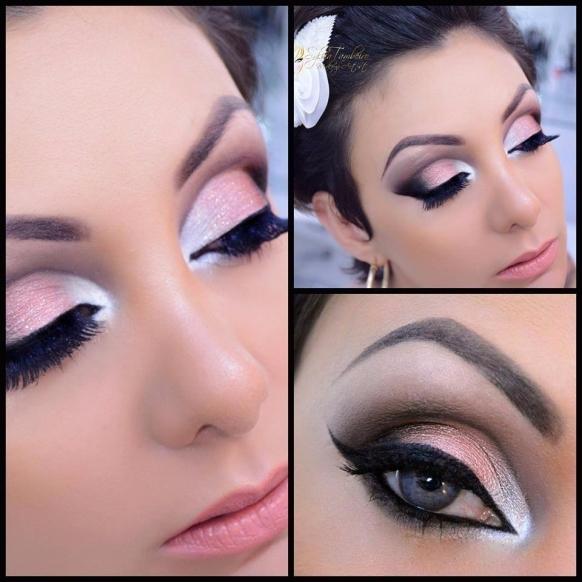 Amei essa maquiagem - maquiagem_para_festa | ello