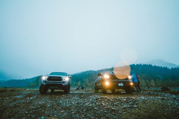 Adventures truck buddy tundra - dirtycactus | ello