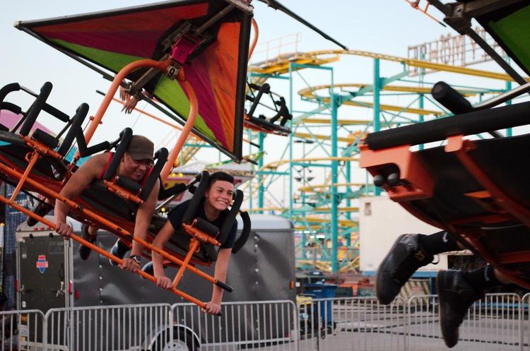 Thrill ride, Ohio State Fair - events - chetkresiak | ello